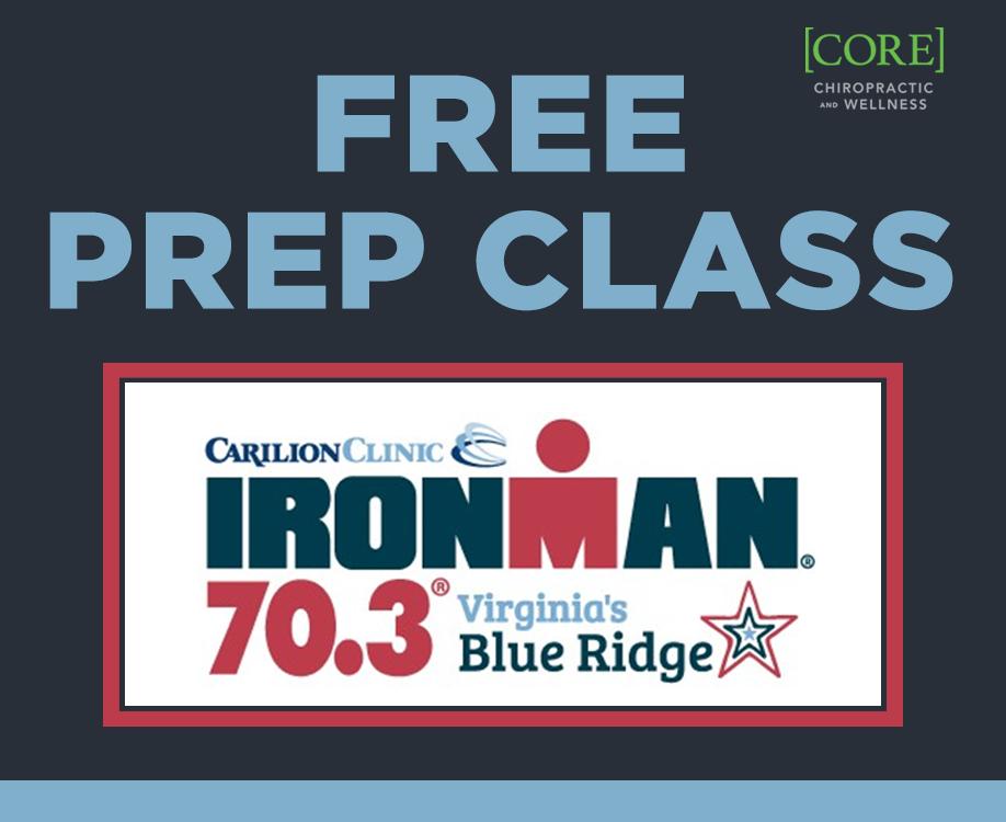 Ironman free seminar